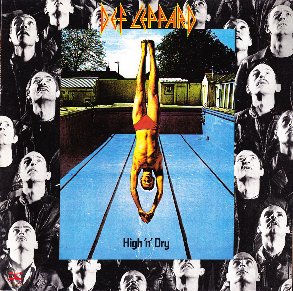 Def Leppard Discography